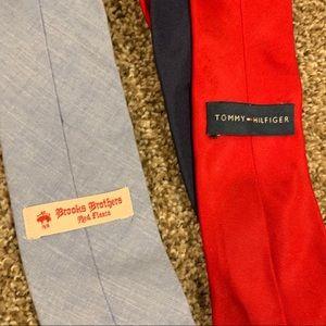 Ben Sherman Accessories - Set of 4 Skinny Ties